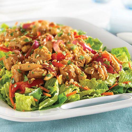 Thai+Peanut+Chicken+Stir-Fry+Salad+-+The+Pampered+Chef®