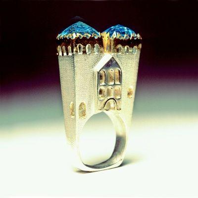 Rings; Studio Numen