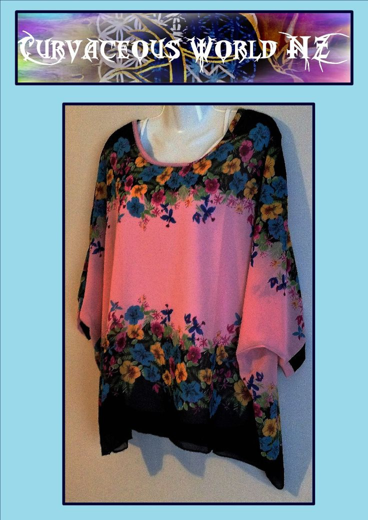 Scarlet Apricot Bohemian style Blouse with Batwing sleeves