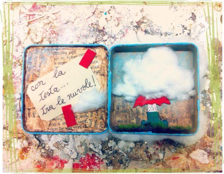"""""""Mood Box""""...con la testa tra le nuvole!"""