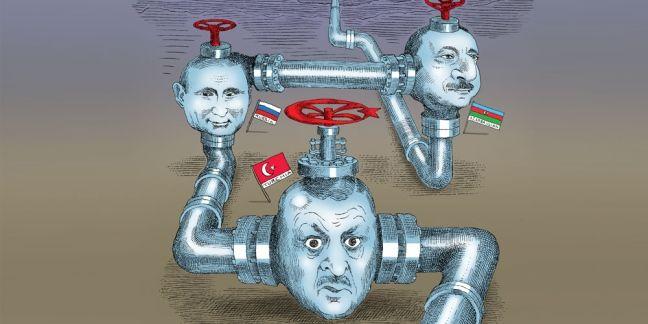 Familiari e imprenditori amici del presidente turco. Uomini d'oro del dittatore dell'Azerbaijan. E super manager della corte di Putin. Ecco chi farà i soldi con il maxi-progetto contestato in Puglia. L'inchiesta integrale sull'Espresso in edicola domenica 16 aprile