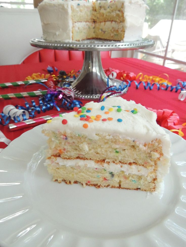 Easy Peasy Birthday Cake From Scratch (and how SouthernPlate Hatched) ~ http://www.southernplate.com