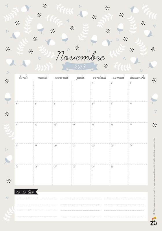 November Calendar Diy : Best calendars images on pinterest desk