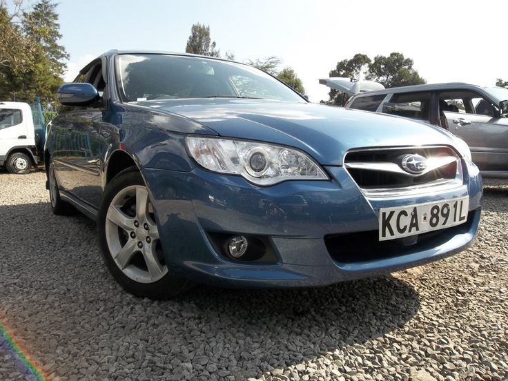 The best prices on new and used cars in Kenya 2007 Subaru Legacy Cc2000 Ksh 1,140,000/- Click the link for details http://www.nairobicars.com/views/Subaru_Legacy_Station_Wagon_2007-800/