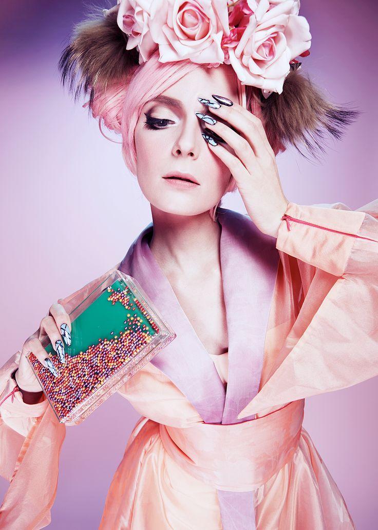Fashion editorial for the bulgarian online fashion magazine 12mag.net