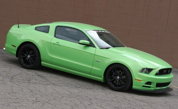 ford racing creates 624 hp 2013 mustang gt project car to. Black Bedroom Furniture Sets. Home Design Ideas