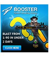 Booster – 1-90 Speed Leveling Guide