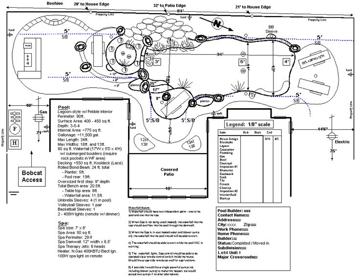 build my own swimming pool back yard pinterest how to build pools and build your own pool - Design Your Own Swimming Pool