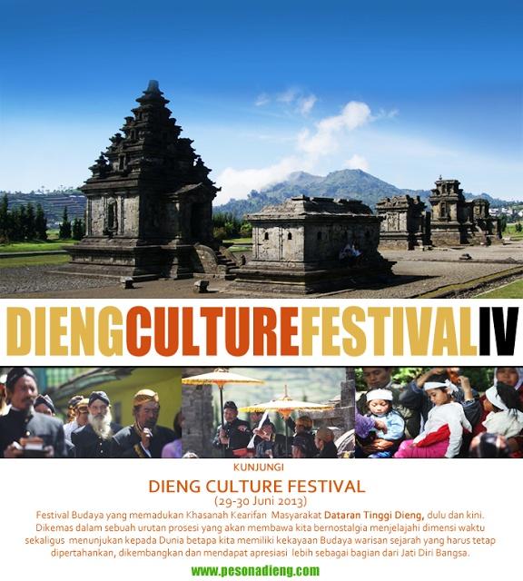 DIENG CULTURE FESTIVAL 2013 - IV - Wisata Dataran Tinggi Dieng Plateau Banjarnegara Wonosobo jawa tengah
