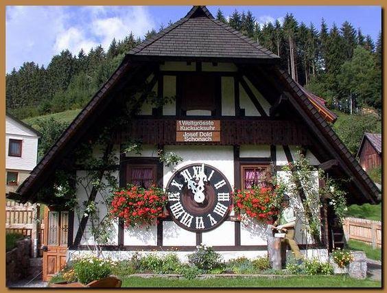 Germania, Foresta Nera, Schonach