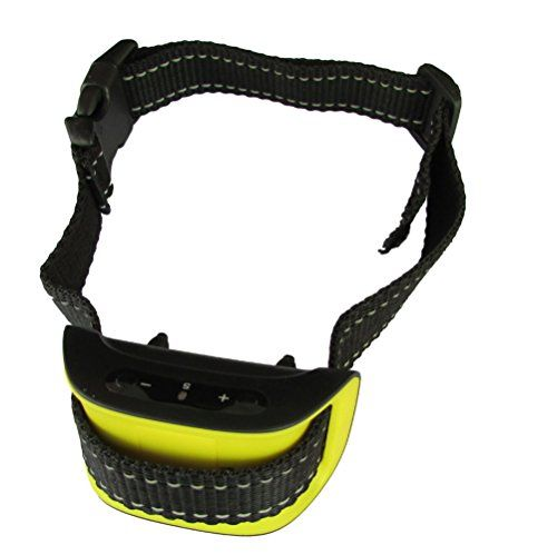 "Our K9 ""YELLOW"" Anti Bark Collar. Small Dog Bark Collar. Sound and Vibration Pain Free Anti Bark Collar. - http://dogtraininginfo.nationalsales.com/our-k9-yellow-anti-bark-collar-small-dog-bark-collar-sound-and-vibration-pain-free-anti-bark-collar/"