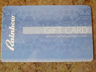 #Coupons #GiftCards Rainbow Shops Apparel $25 Gift Card #Coupons #GiftCards
