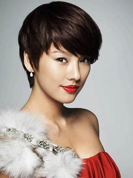 Perfect Pixie Cuts for Straight Hair: Pixie Cuts For Straight Hair …