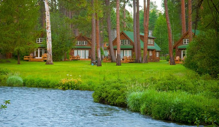 Metolius River Resort | Camp Sherman | Oregon Lodging | Central Oregon Lodging | Cabins | Bend Area Lodging | Central Oregon Vacation Rentals