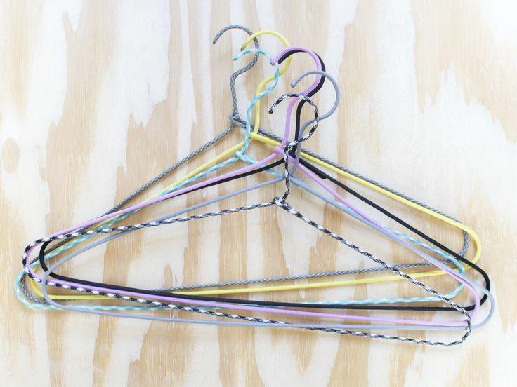 DIY paracord hangers — Leif Oh Leif