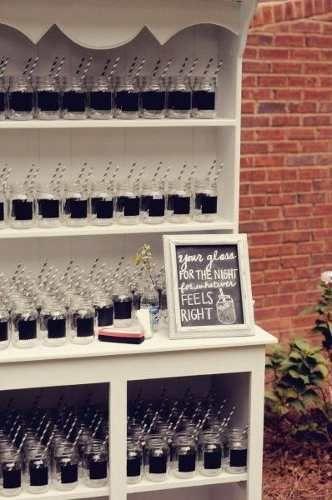 10 frascos de vidrio. ideales barra de tragos