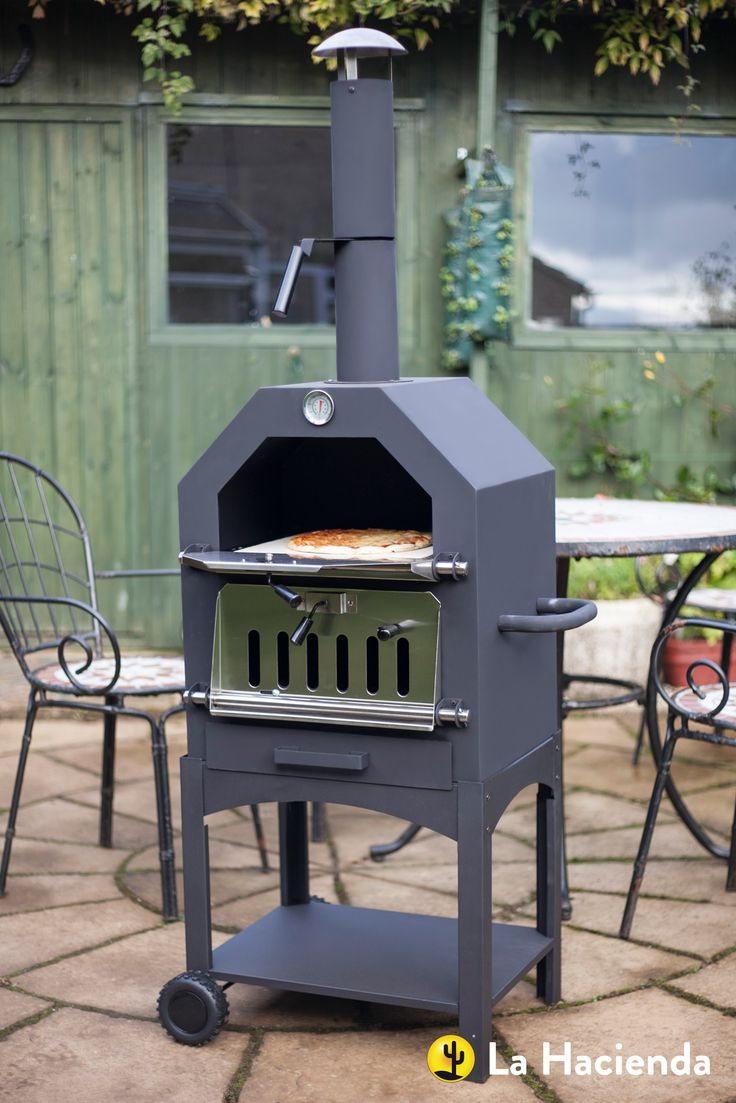 Lorenzo Wood Fired #Outdoor Oven - perfect with @cambshotlogs for cooking #pizza and BBQ'ing #food in your #garden