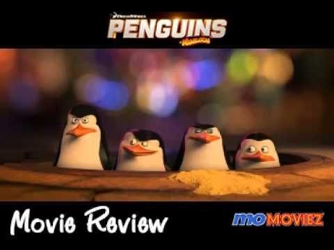 MoReview : Penguins of Madagascar