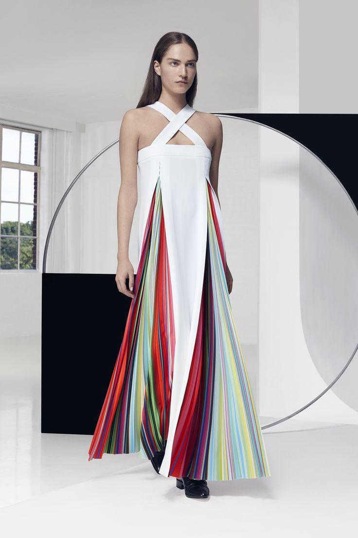 Look 5. Amsonia Gown