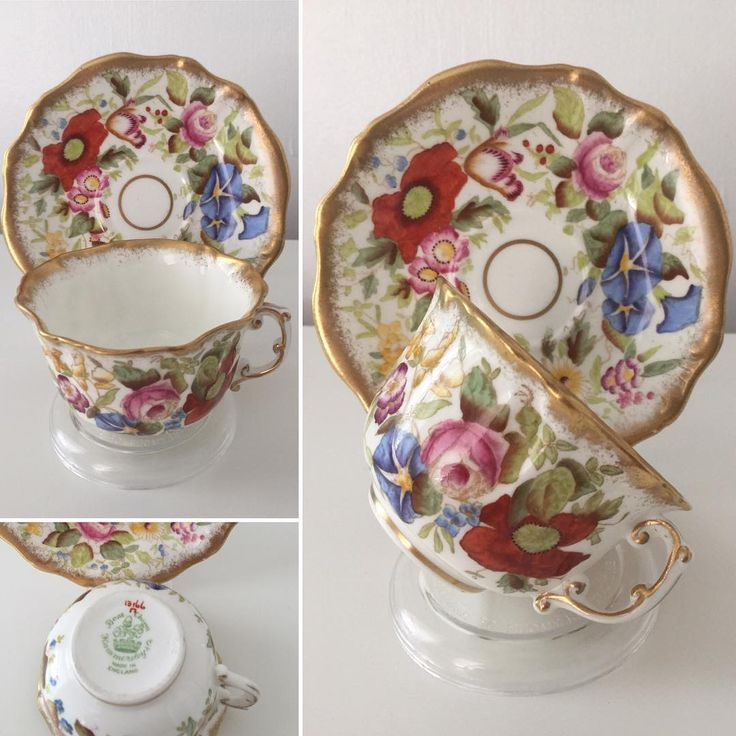 25+ Best Ideas About Antique China Dishes On Pinterest