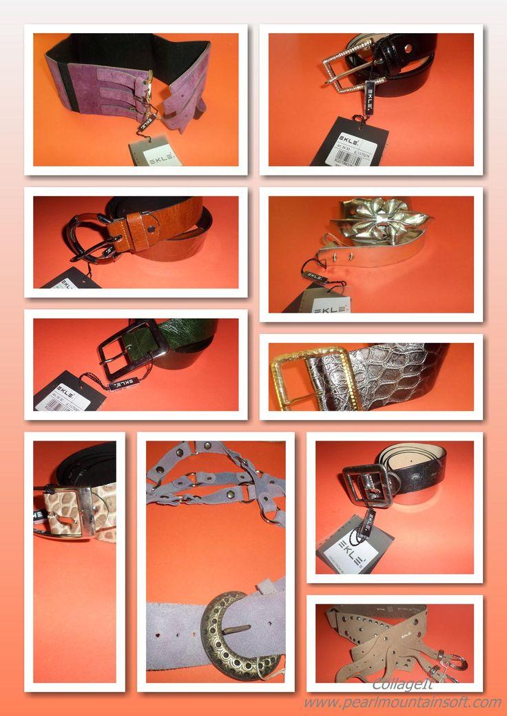 Vendo cinture vera pelle/ vero cuoio nuove per donna/uomo Marca Ekle made in italy con etichetta, sconto per rivenditori e commercianti € 5 — Voghera,oltre 40 modelli e diversi colori, ne ho 500 pz , possibilita di vendita anche a lotti per commerciante da 50/100/150/200...a 2€ intero lotto a € 1,60, posso consegnare o spedire, contatto diretto tel/ whatsapp 3473548169 o romina 3492698898 ilpiazzista.buy.seller@gmail.com