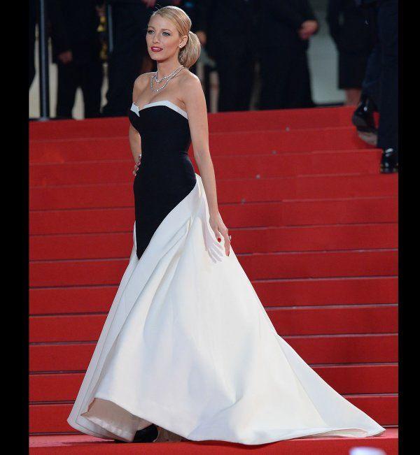 Cannes 2014 : la robe de soirée de Blake Lively