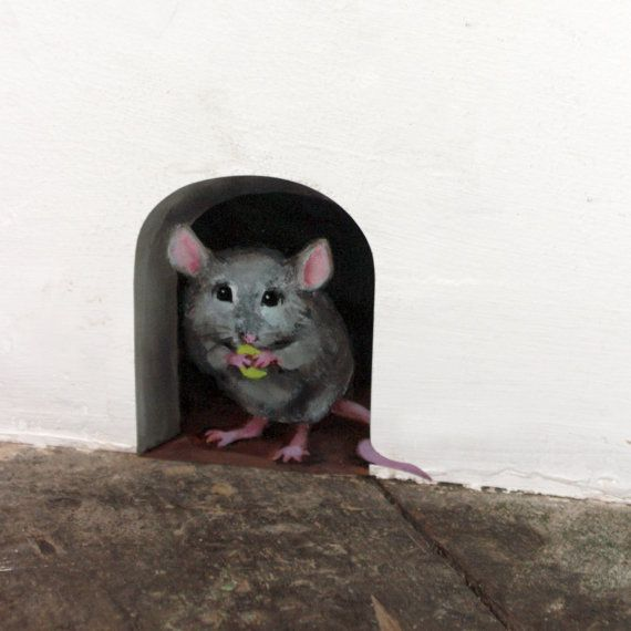 Hey, I found this really awesome Etsy listing at https://www.etsy.com/listing/110153406/mice-mouse-hole-wall-decal-unique