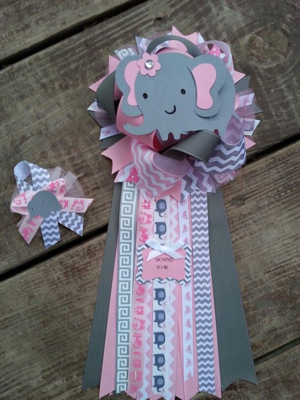 Elephant Baby Shower Mum. See More. 25.00 Set