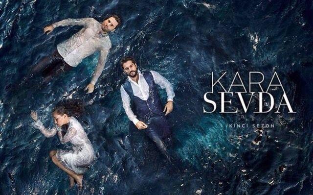New poster for Kara Sevda