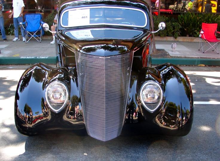 Pasadena Classic Car Show