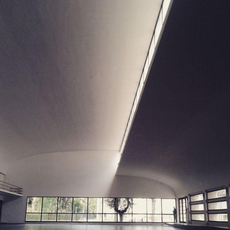 Casa delle armi - Foro italico - Roma Arch. Luigi Moretti