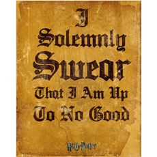 I can always swear to this! #HarryPotterParty