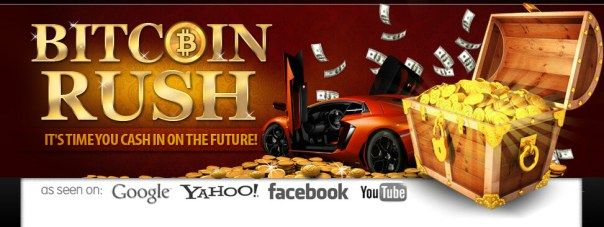 header - BitCoin Rush - 12 Cryptocurrency Bitcoin Training Videos + Master Resale Rights
