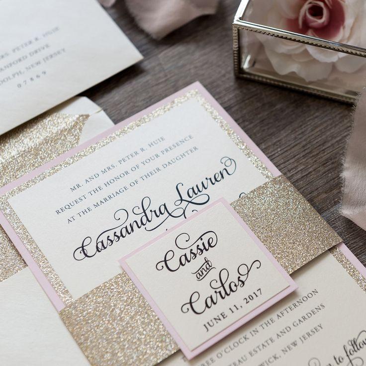 print yourself wedding invitations kit%0A Cassie Wedding Invitation