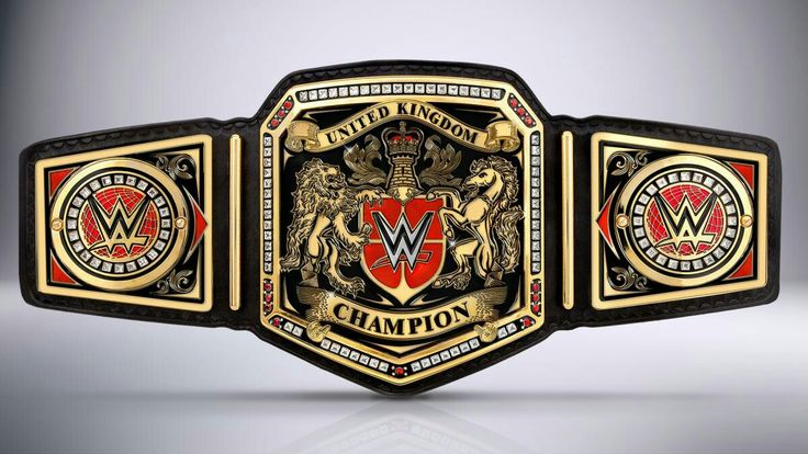 The WWE United Kingdom Championship. It was established in 2017 in the UK Championhsip Tournament; the inaugural and current champion is Tyler Bate.