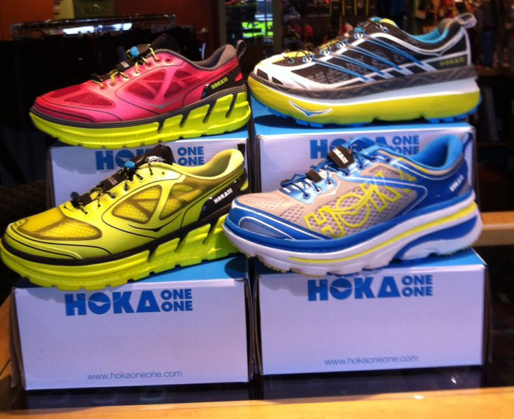 The Hoka shoes finally got in the store!!! Come to check them out!