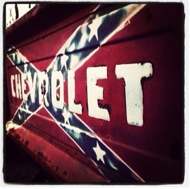 Chevy I Wanna Do This To My Truck So Bad But With The American