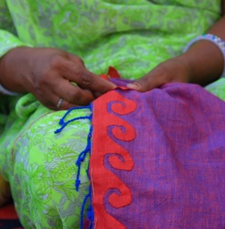 Pippli applique, Orissa