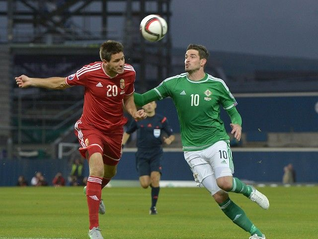 Kyle Lafferty declares himself fit for Euro 2016 opener