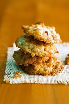 Apfel-Hafer-Cookies | http://eatsmarter.de/rezepte/apfel-hafer-cookies
