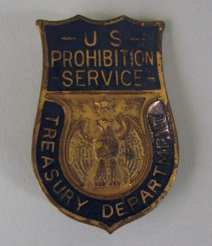las vegas chrome hearts Prohibition agent  39 s badge from the 1920  39 s
