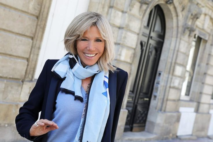 """Brigitte Trogneux Macron is a 64-year-old bombshell. She has been described as risqué, sexy and charming. What's great about her style is that she does not fit the traditional stereotype of """"women of a certain age""""."""