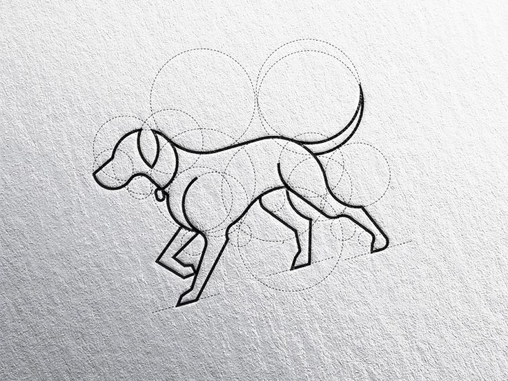 Dog by Heri Imanudin #Design Popular #Dribbble #shots