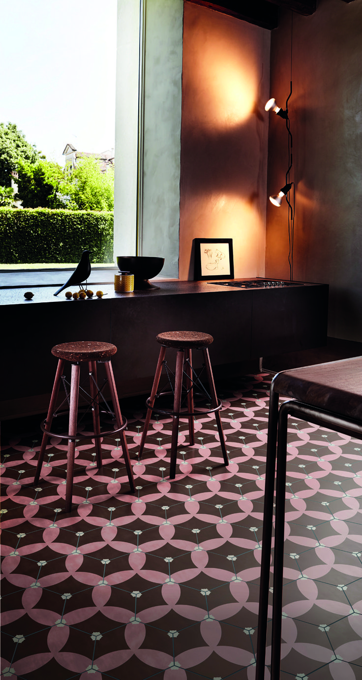 25 best cementine bisazza images on pinterest | cement tiles