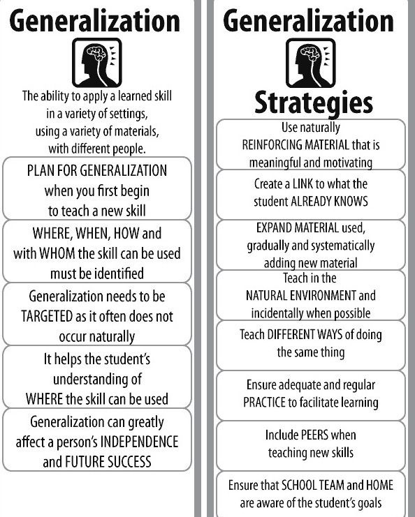 Download our 11 AUTISM TEACHING STRATEGIES Guide for FREE! Visit teach.autismag.org In your browser for INSTANT access (no strings attached) Understanding the CBT Generalization strategies #autismag, #autism, #autismmoms, #autismparents, #autismteacher, #autismlove, #autismstars
