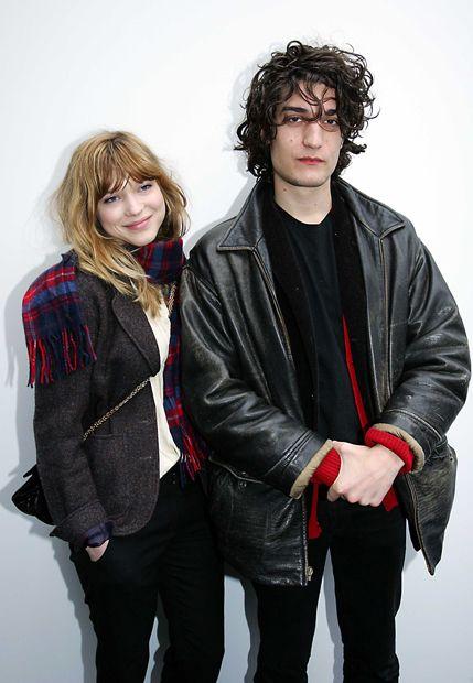 Louis Garrel & Léa Seydoux