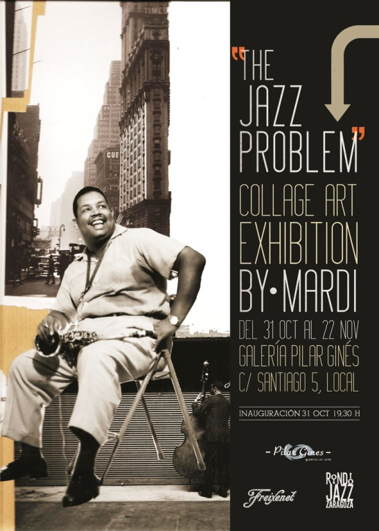 'The Jazz Problem', nueva exposición en la galería de Pilar Ginés