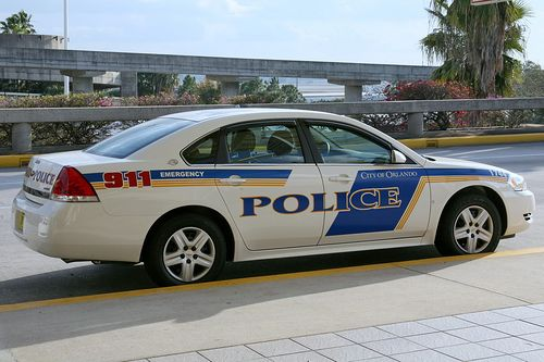 City of Orlando police. I want this jobs