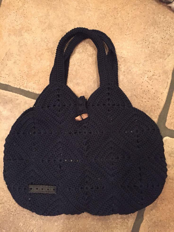Hæklet taske #b.hooked