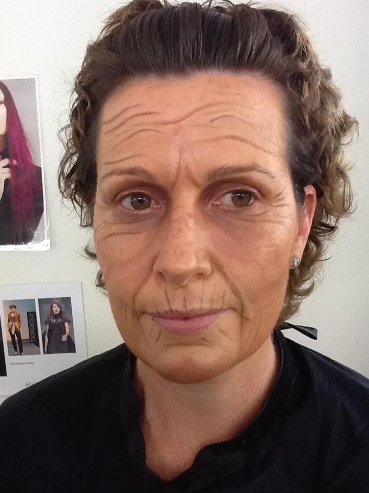 aging makeup | Makewalls co